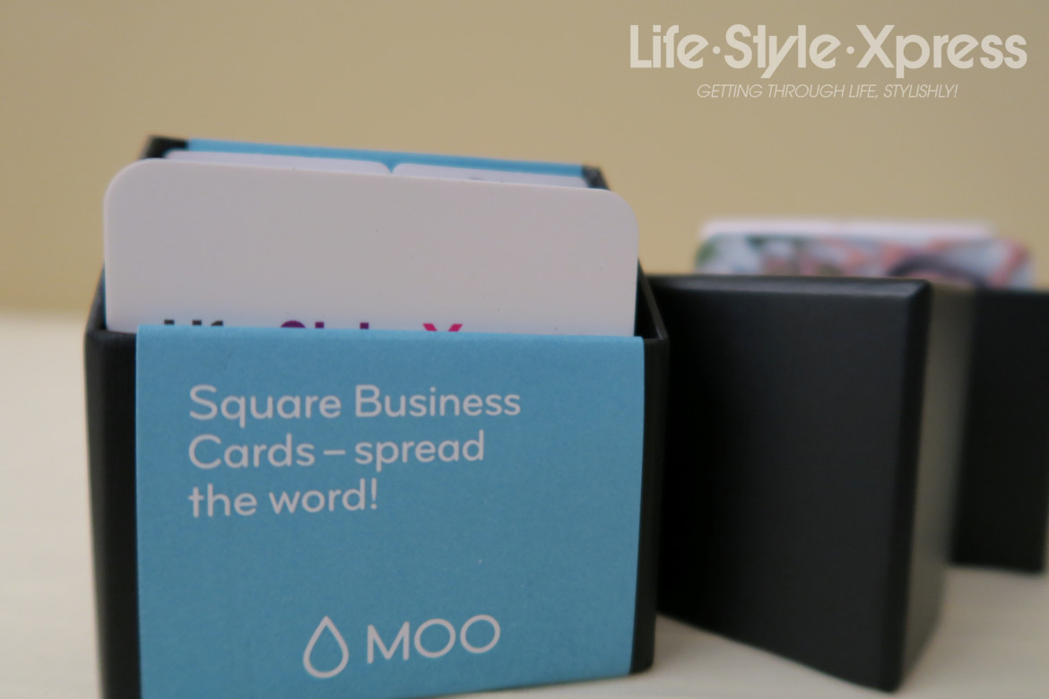 The Best Business Cards, Moo Card