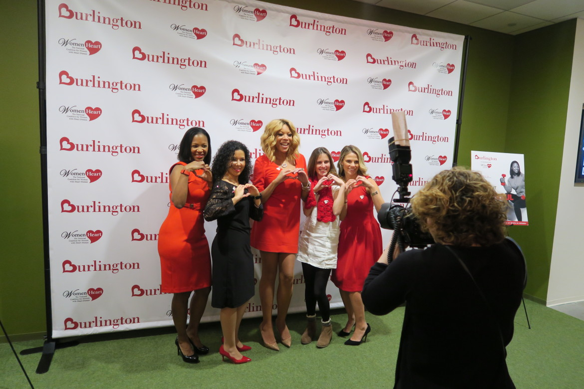 Vanessa Freeman, Life Style Xpress, Womens Heart Health, Women Heart The National Coalition for women with heart disease, wendy williams, go red